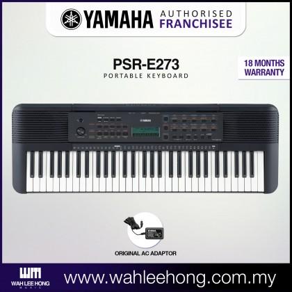 Yamaha PSR-E273 61-Keys Portable Keyboard (PSRE273 / PSR E273)
