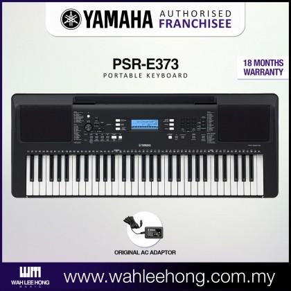 Yamaha PSR-E373 61-Keys Portable Keyboard (PSRE373 / PSR E373)