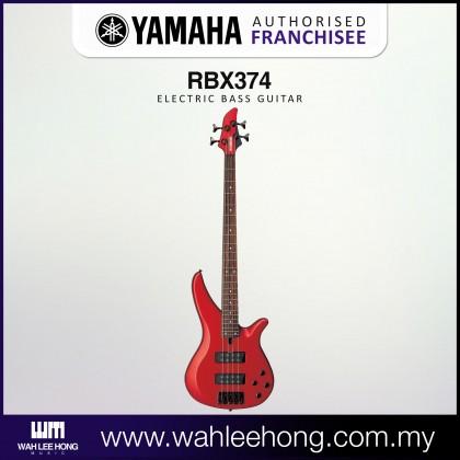 Yamaha RBX374 4 String Electric Bass Guitar - Red Metallic (RBX-374)